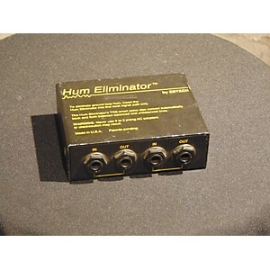 Pre-owned Ebtech Hum Eliminator Signal Processor by Ebtech