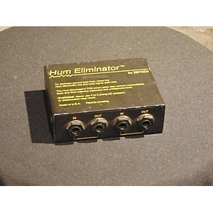 Pre-owned Ebtech Hum Eliminator Signal Processor
