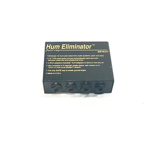 Ebtech Hum Eliminator Signal Processor