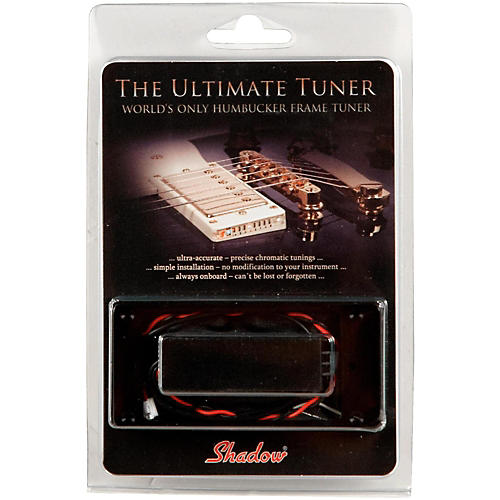Shadow Humbucker Ring Tuner for Flattop Electric Guitar