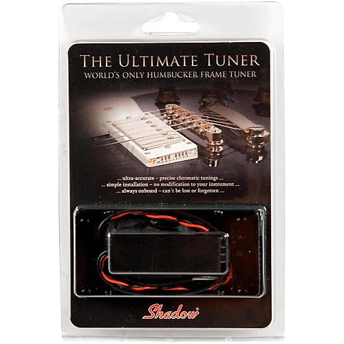 Shadow Humbucker Ring Tuner for Tremolo Electric Guitar