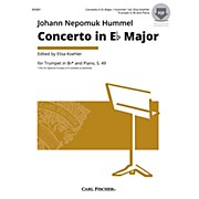 Carl Fischer Hummel Trumpet Concerto