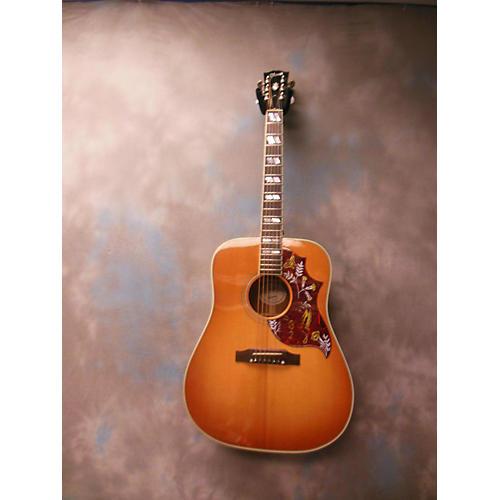 Gibson Hummingbird 2 Tone Sunburst Acoustic Electric Guitar