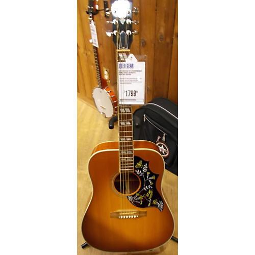 Gibson Hummingbird Acoustic Electric Guitar-thumbnail