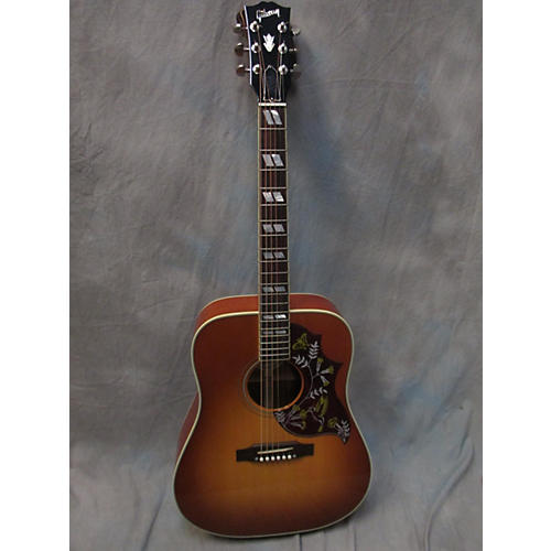 Gibson Hummingbird Acoustic Electric Guitar-thumbnail