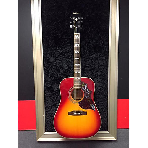 Epiphone Hummingbird Acoustic Guitar-thumbnail