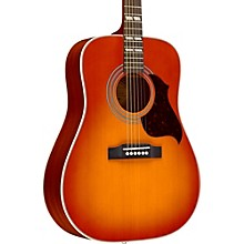 Hummingbird Artist Acoustic Guitar Faded Cherry Sunburst