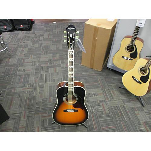 Epiphone Hummingbird Artist Acoustic Guitar-thumbnail