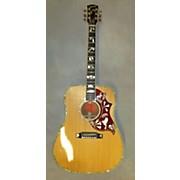 Gibson Hummingbird Custom Koa Acoustic Electric Guitar