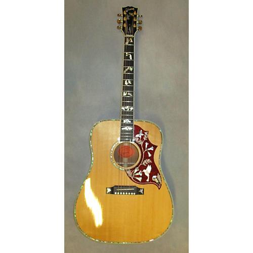 Gibson Hummingbird Custom Koa Acoustic Electric Guitar-thumbnail