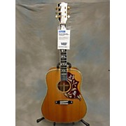 Gibson Hummingbird Custom Koa Acoustic Electric Guitar