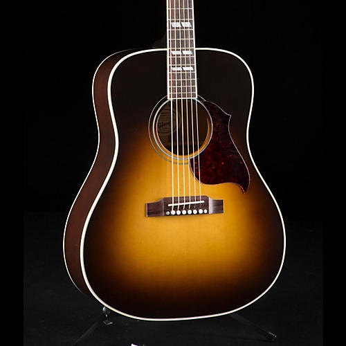 gibson hummingbird pro acoustic electric guitar vintage sunburst guitar center. Black Bedroom Furniture Sets. Home Design Ideas