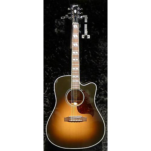 Gibson Hummingbird Pro Acoustic Electric Guitar-thumbnail