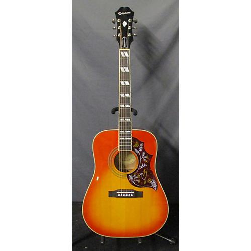 Epiphone Hummingbird Pro Acoustic Electric Guitar