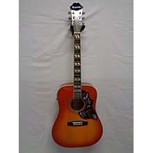 Epiphone Hummingbird Pro Acoustic Electric Guitar