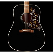 Gibson Hummingbird SSHBAEG17 Ebony Special Acoustic-Electric Guitar