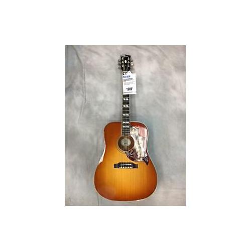 Gibson Hummingbird Square Shoulder Acoustic Electric Guitar-thumbnail
