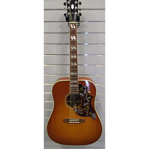 Gibson Hummingbird Square Shoulder Acoustic Electric Guitar-thumbnail