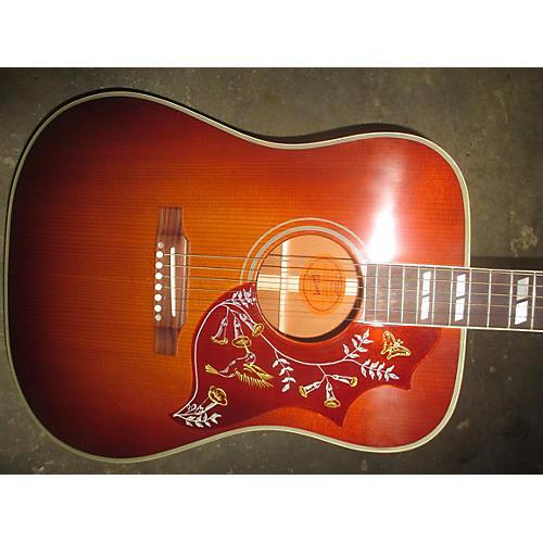 Gibson Hummingbird Vintage Acoustic Guitar-thumbnail