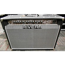 Rivera Hundred Duo Twelve Tube Guitar Combo Amp