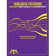 Meredith Music Hungarian Folkround Concert Band Arranged by Robert Garofalo