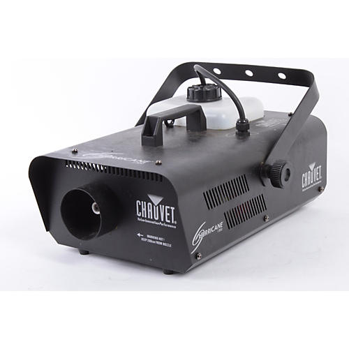 CHAUVET DJ Hurricane 1300 Fog Machine-thumbnail