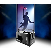 CHAUVET DJ Hurricane Haze 4D Haze Machine with Timer Remote