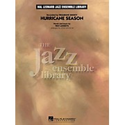 Hal Leonard Hurricane Season Jazz Band Level 4