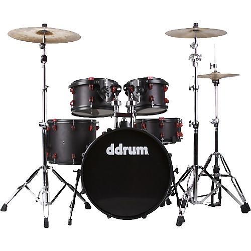 Ddrum Hybrid Acoustic/Electric 5-piece Shell Pack
