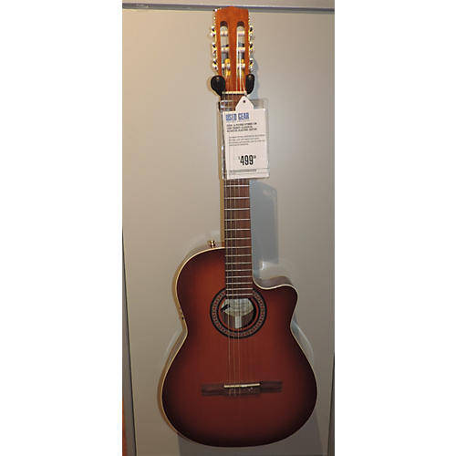 La Patrie Hybrid CW Classical Acoustic Electric Guitar