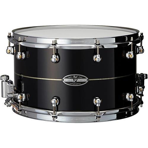 Pearl Hybrid Exotic Kapur/Fiberglass Snare Drum 14 x 8 in.
