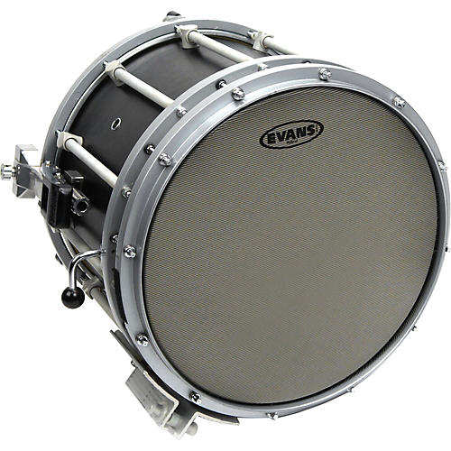 Evans Hybrid Marching Snare Drum Batter Head-thumbnail