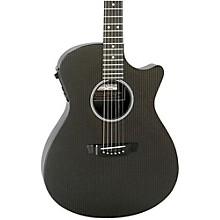 Rainsong Hybrid Series H-OM1000N2 Slim Body Cutaway Acoustic-Electric Guitar