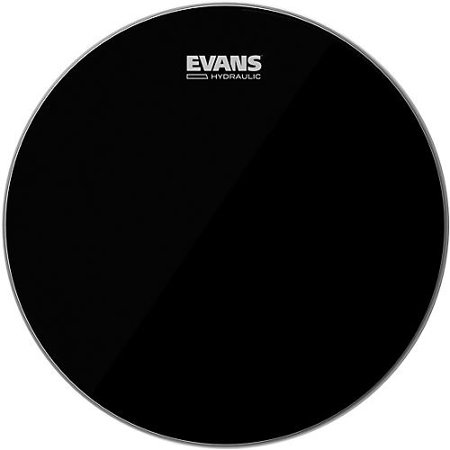 Evans Hydraulic Black Tom Batter Drumhead-thumbnail