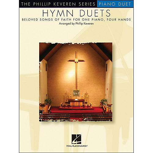 Hal Leonard Hymn Duets - Piano Solo Duet - Phillip Keveren Series-thumbnail