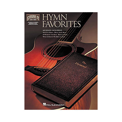 Hal Leonard Hymn Favorites