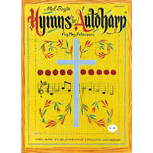 Mel Bay Hymns for Autoharp-thumbnail