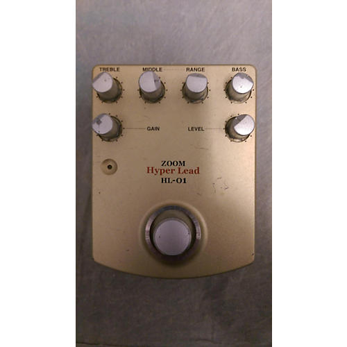 Zoom Hyper Lead Hl-01 Effect Pedal-thumbnail