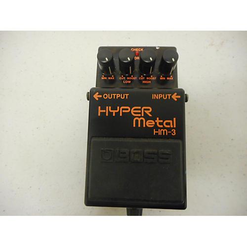 Boss Hyper Metal Effect Pedal-thumbnail