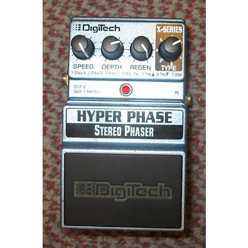 Digitech Hyper Phase Stereo Phaser Pedal