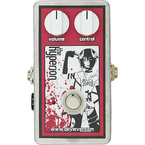 Devi Ever Hyperion Distortion Guitar Effects Pedal-thumbnail