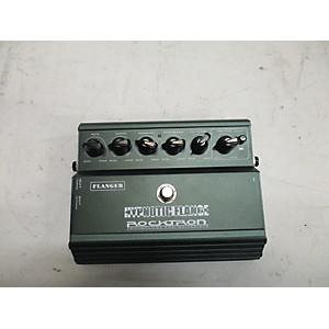 Pre-owned Rocktron Hypnotic Flange Effect Pedal