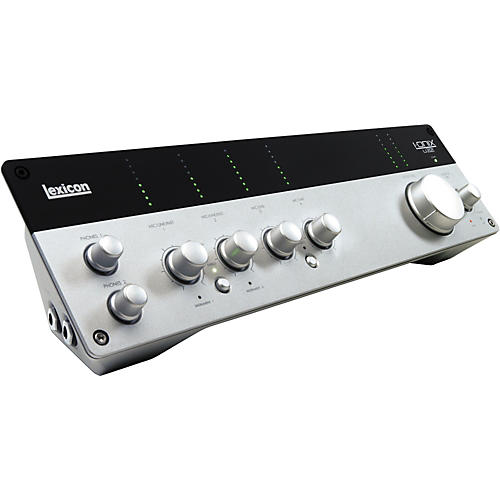 Lexicon I-ONIX U42S USB 2.0 Audio/MIDI Interface