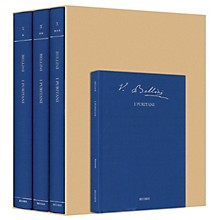 Ricordi I Puritani Bellini Critical Edition Vol. 10 Hardcover by Vincenzo Bellini Edited by Fabrizio Della Seta