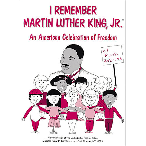 Brent Publications I Remember Martin Luther King Jr.-thumbnail