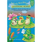 Alfred I Sing, You Sing Learning Songs Book & CD