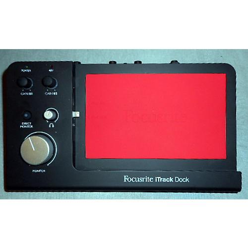 Focusrite I TRACK DOCK Audio Interface