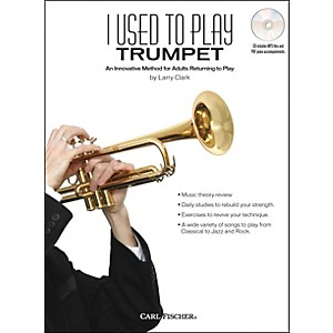 Carl Fischer I Pre-owned To Play Trumpet Book/CD