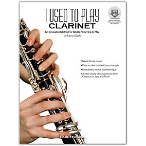 Carl Fischer I Pre-owned to Play Clarinet Book/Online Audio by Carl Fischer