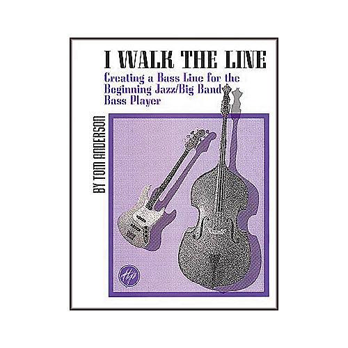 Hal Leonard I Walk the Line Jazz Combo Playing Book